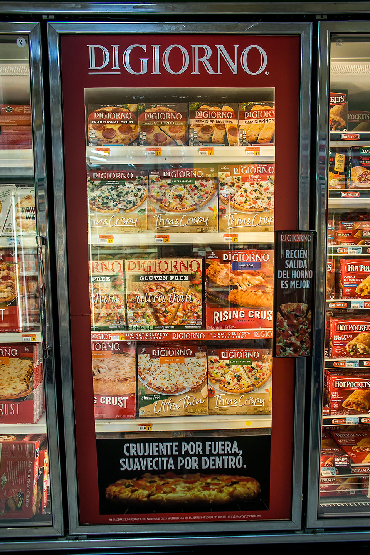 Gondola / Refrigerators